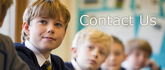 Contact Us [banner]