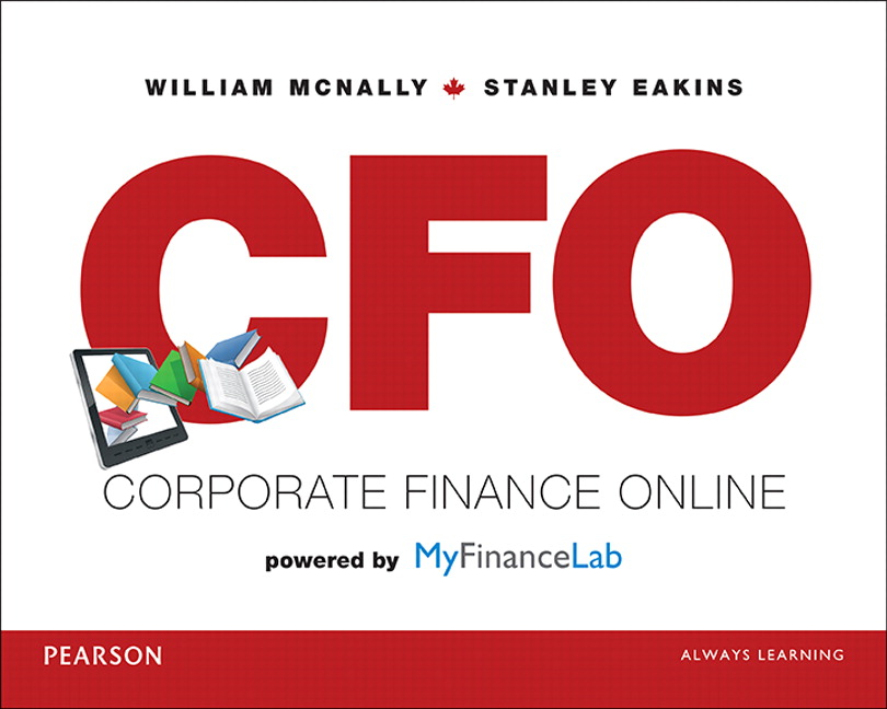 New solutions for quantitative business from pearson canada corporate finance online 1e cover fandeluxe Choice Image