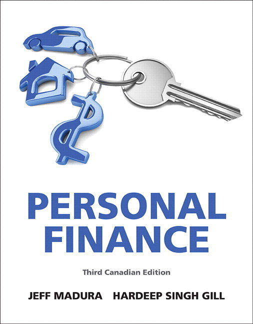 New solutions for quantitative business from pearson canada personal finance third canadian edition 3e cover fandeluxe Gallery
