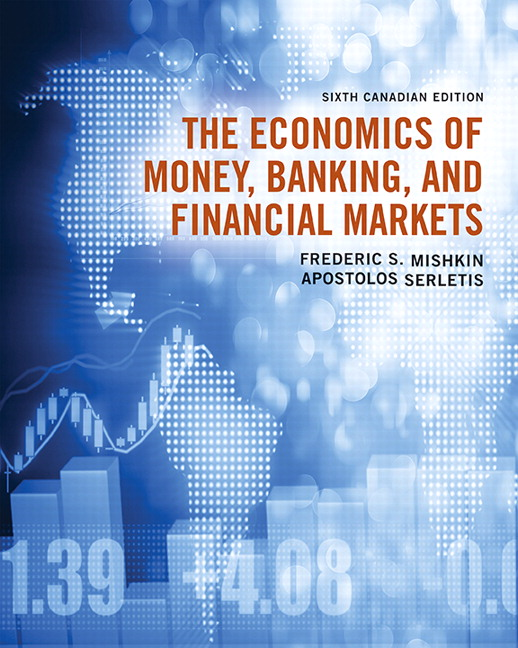 New solutions for quantitative business from pearson canada the economics of money banking and financial markets sixth canadian edition plus myeconlab with fandeluxe Images