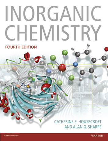 Inorganic Chemistry, Fourth Edition [cover]
