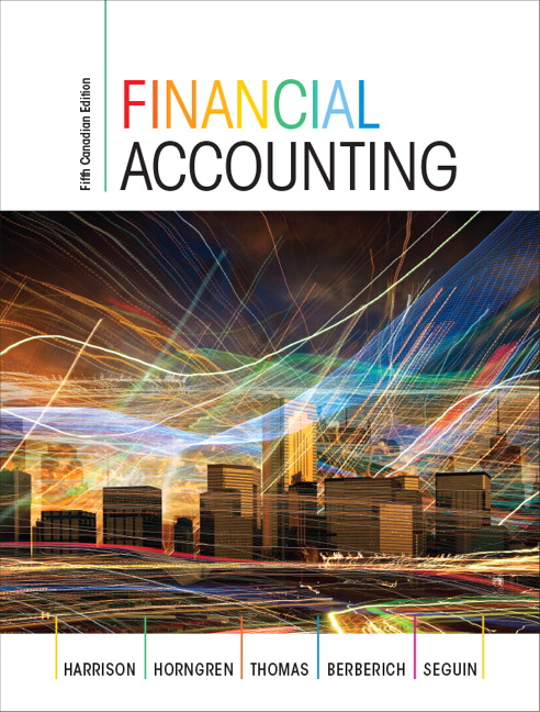 New solutions for quantitative business from pearson canada financial accounting fifth canadian edition with myaccountinglab cover fandeluxe Choice Image