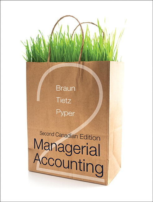 New solutions for quantitative business from pearson canada managerial accounting second canadian edition with myaccountinglab 2e cover fandeluxe Images