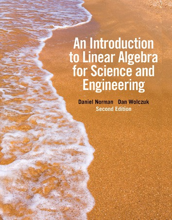 Introduction to Linear Algebra for Science and Engineering, Second Edition  [cover]