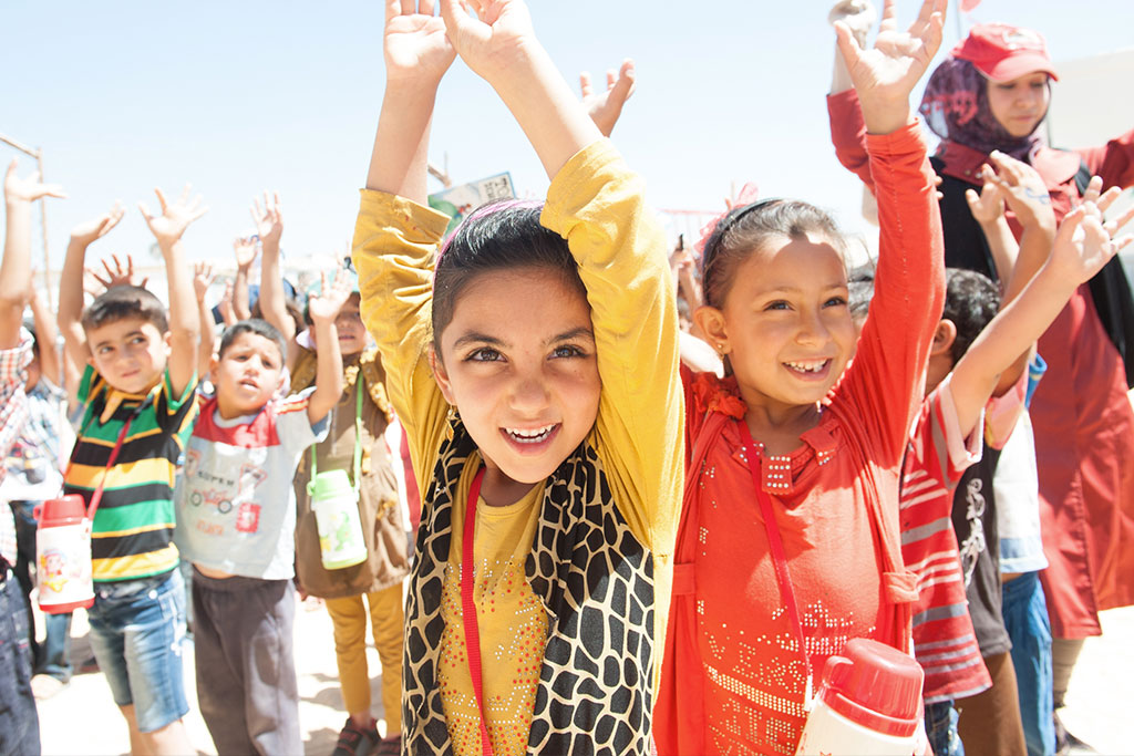 Pearson and Save the Children partner to help children in conflict areas
